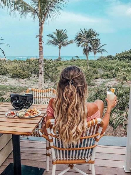 Картинки красивых волос на аву - прикольные, интересные, для девушек 7