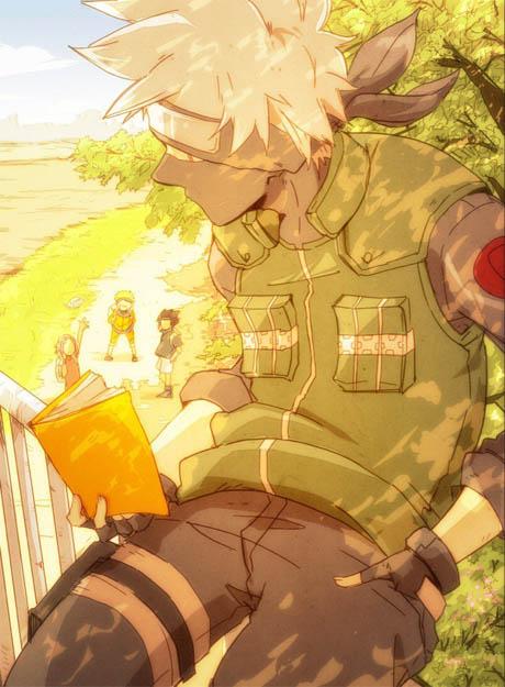 Картинки на аву аниме Наруто - самые прикольные и классные 13