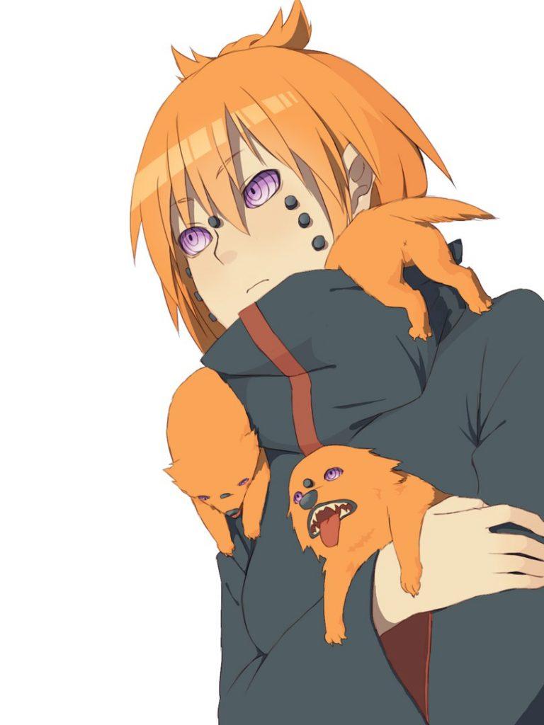 Картинки на аву аниме Наруто - самые прикольные и классные 5