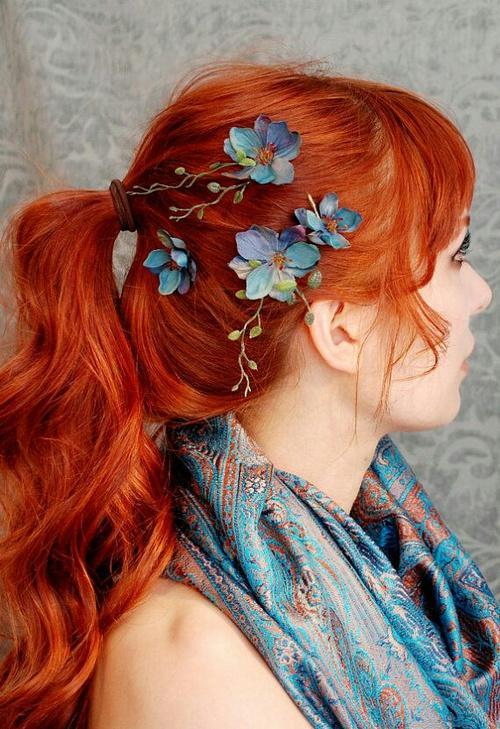 Картинки на аву девушки с красивыми волосами - самые классные 13