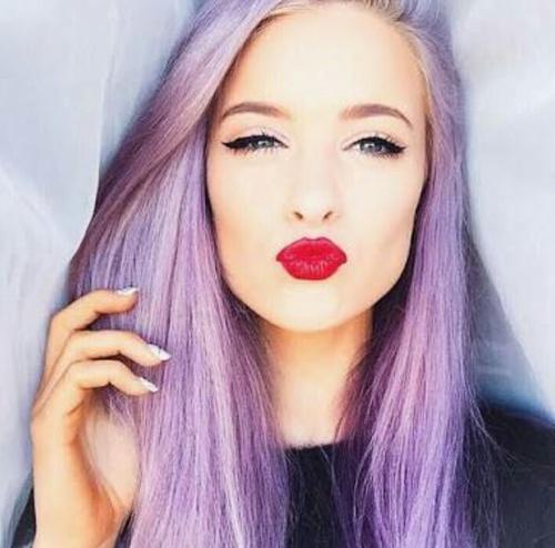 Картинки на аву девушки с красивыми волосами - самые классные 2