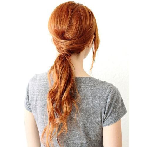 Картинки на аву девушки с красивыми волосами - самые классные 5