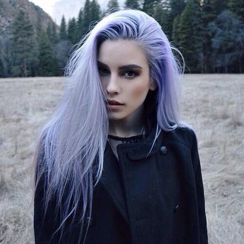 Картинки на аву девушки с красивыми волосами - самые классные 6