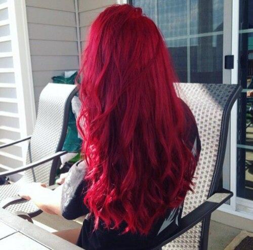 Картинки на аву девушки с красивыми волосами - самые классные 9