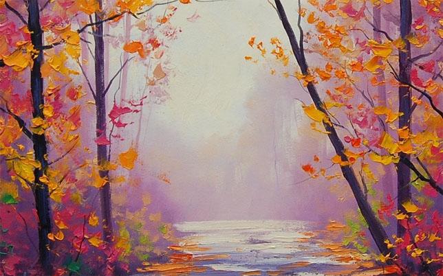 Картинки на тему Осень золотая - для детей, самые красивые и прикольные 1