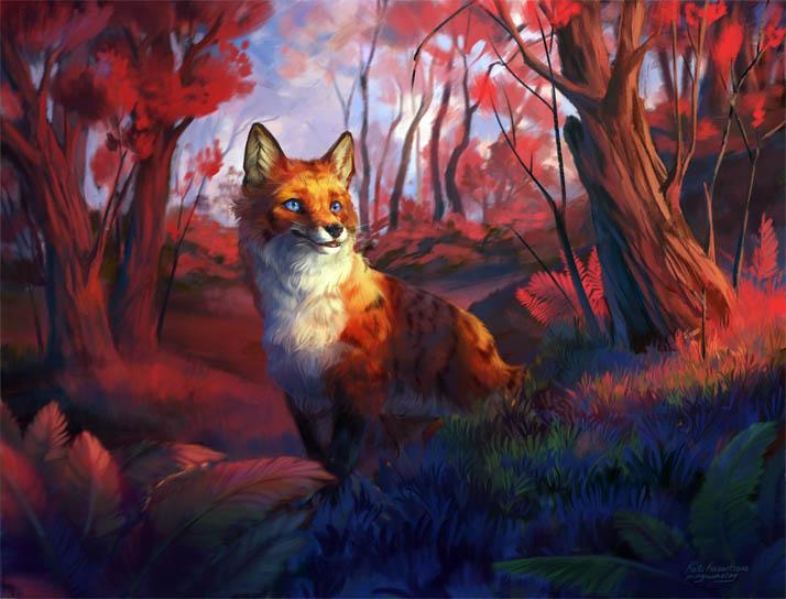 Картинки на тему Осень золотая - для детей, самые красивые и прикольные 3