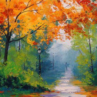Картинки на тему Осень золотая - для детей, самые красивые и прикольные 5