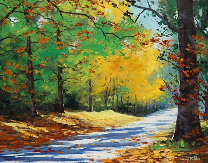 Картинки на тему Осень золотая - для детей, самые красивые и прикольные 7