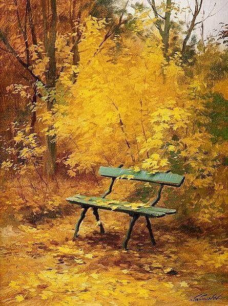 Картинки на тему Осень золотая - для детей, самые красивые и прикольные 9