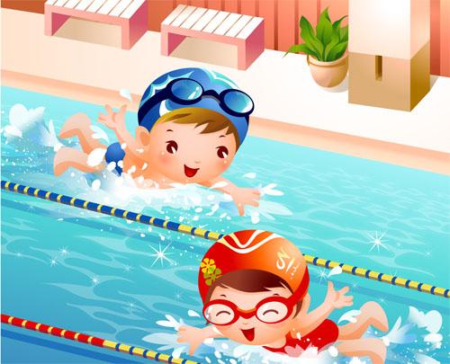 Картинки на тему спорт для детей - прикольные, красивые и интересные 5