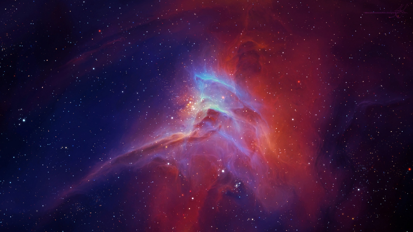 Красивые и прикольные картинки Космос на рабочий стол - скачать 10