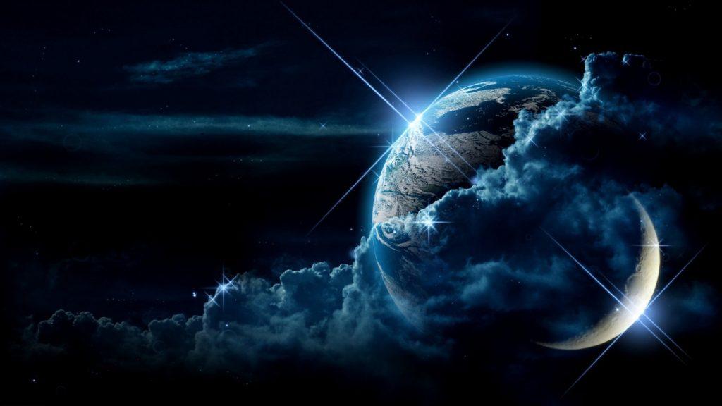 Красивые и прикольные картинки Космос на рабочий стол - скачать 11
