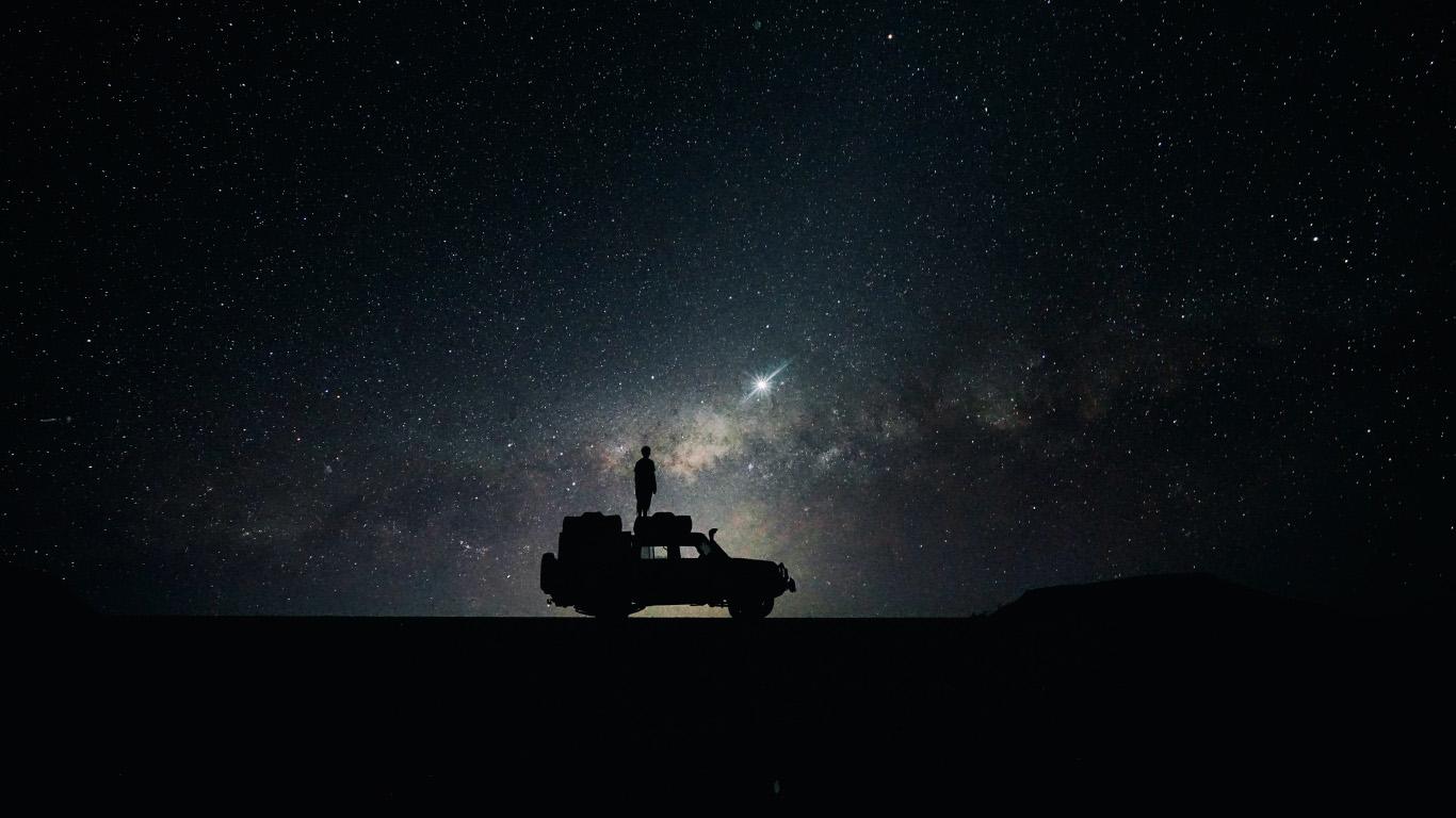 Красивые и прикольные картинки Космос на рабочий стол - скачать 12