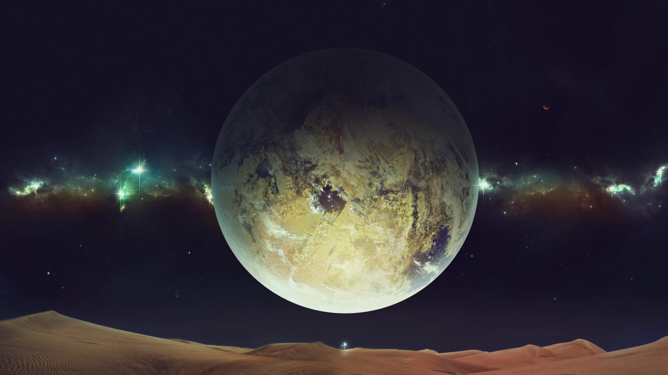 Красивые и прикольные картинки Космос на рабочий стол - скачать 3