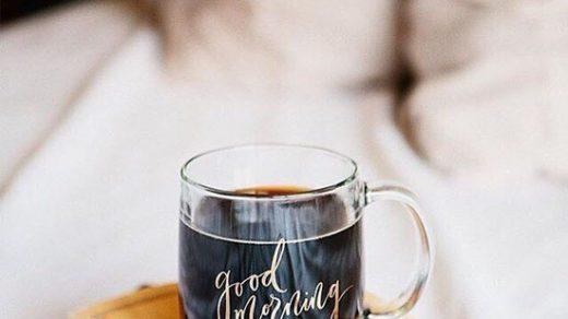 Красивые и прикольные пожелания с зимним утром - картинки, открытки 6
