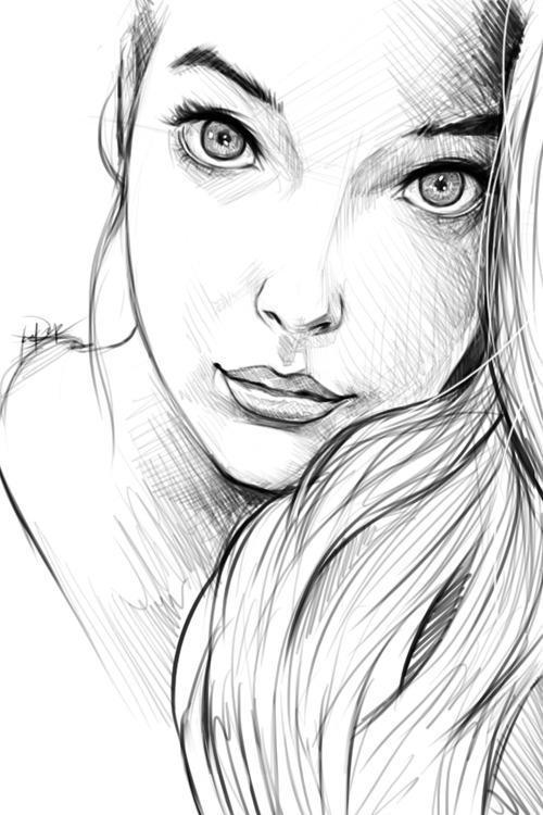 Красивые картинки и рисунки для срисовки 12 лет - скачать бесплатно 14