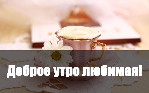 Красивые пожелания любимой девушке доброе утро - самые приятные 8