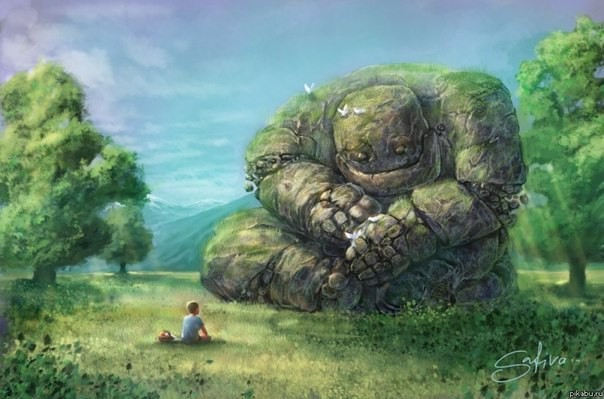 Наш волшебный зеленый дом картинки и рисунки - красивые и удивительные 9