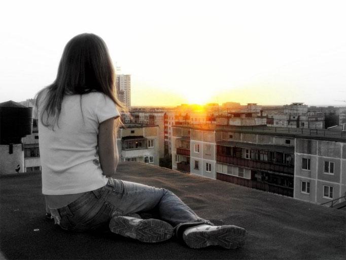 Прикольные и красивые фото на аву на крышах - скачать бесплатно 4