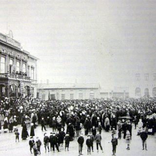 Революция 1905 - 1907 гг. в России - краткая информация, причины, этапы 1