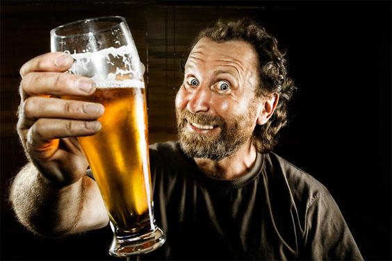 Смешные будние приколы про алкоголь - самые новые и свежие №9 15
