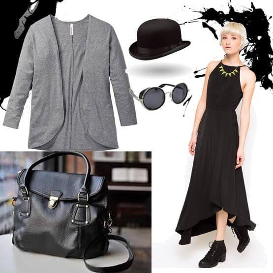 С какими цветами сочетается серый цвет - в одежде или интерьере 10