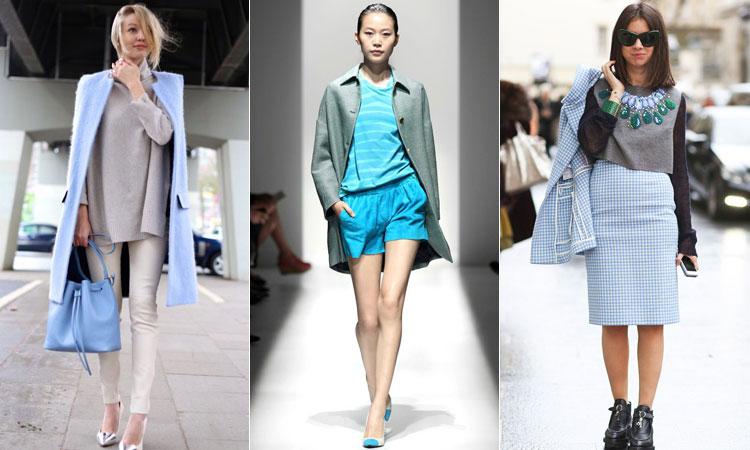 С какими цветами сочетается серый цвет - в одежде или интерьере 7