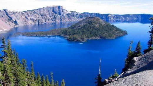 Топ-10 самых больших озер в мире - площадь и глубина, интересное 2
