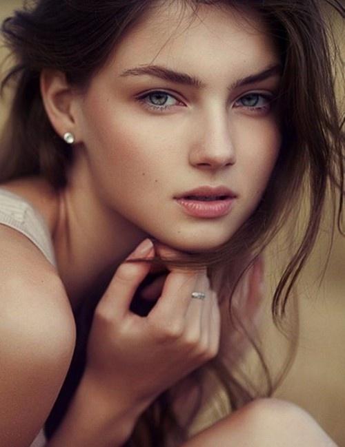Удивительные и милые фотографии девушек - самая красивая подборка №3 3