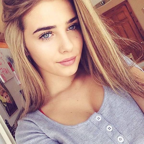 Удивительные и милые фотографии девушек - самая красивая подборка №3 4