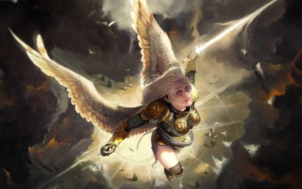 Фото и картинки ангелов на аву, аватарку - самые красивые и интересные 10