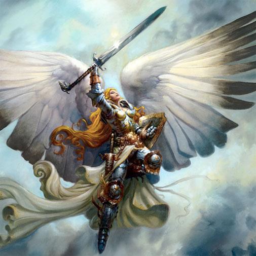 Фото и картинки ангелов на аву, аватарку - самые красивые и интересные 12
