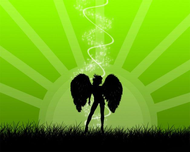 Фото и картинки ангелов на аву, аватарку - самые красивые и интересные 4