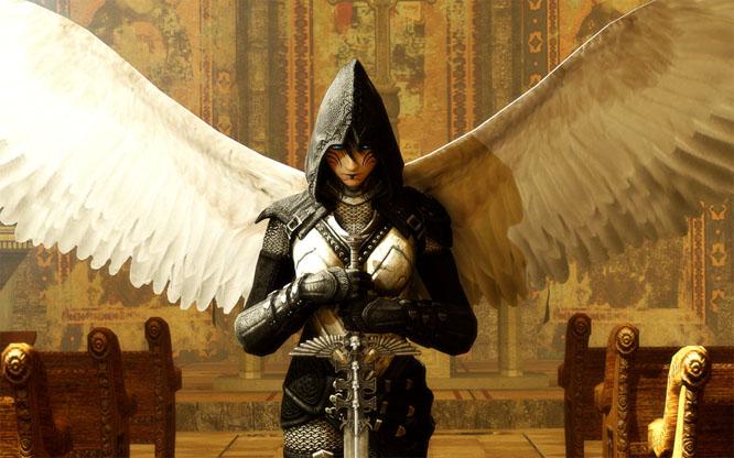 Фото и картинки ангелов на аву, аватарку - самые красивые и интересные 6