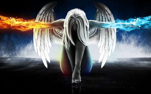 Фото и картинки ангелов на аву, аватарку - самые красивые и интересные 9