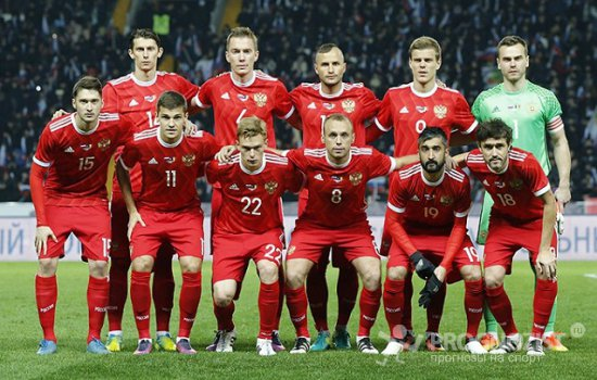 Футбол Россия-Испания - счет матча 14 ноября 2017, спортивные новости 1