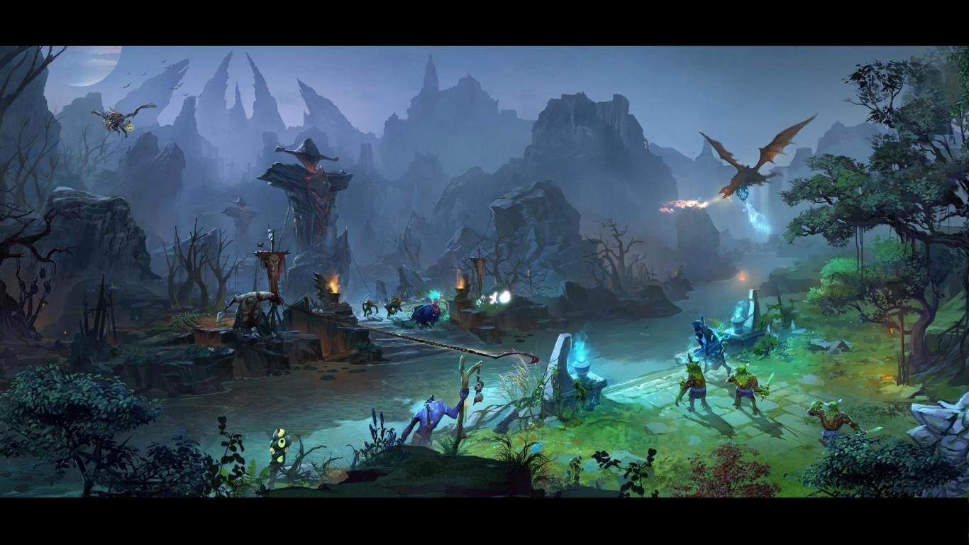 HD картинки на рабочий стол на тему Игры - скачать бесплатно 11
