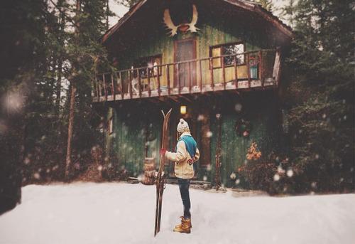 Девушка зимой картинки на аву - самые прикольные и красивые 12