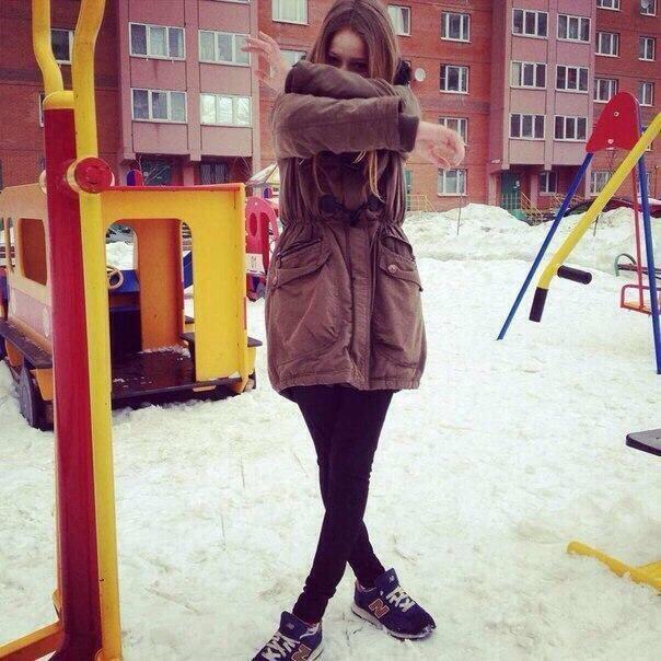 Девушка зимой картинки на аву - самые прикольные и красивые 7