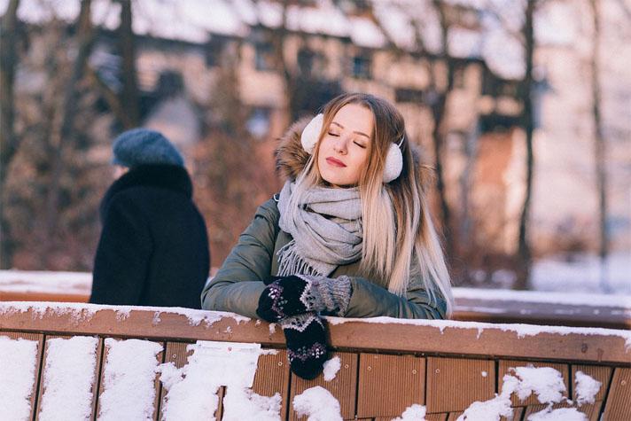 Зимние картинки на телефон - красивые, прикольные и интересные 18