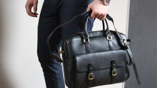 Как выбрать мужскую кожаную сумку - основные рекомендации и советы 1