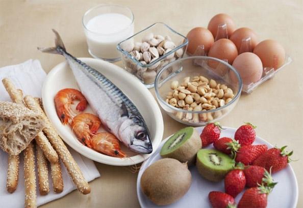 Как питаться при пищевой аллергии - список продуктов и меню 3