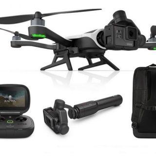 Как правильно выбрать квадрокоптер для GoPro- основные рекомендации 1