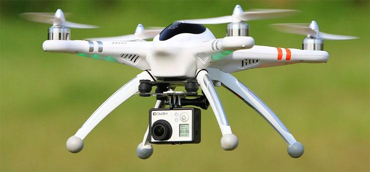 Как правильно выбрать квадрокоптер для GoPro- основные рекомендации 3