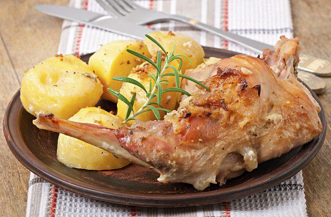 Как приготовить кролика в духовке, чтобы мясо было мягким и ароматным 1