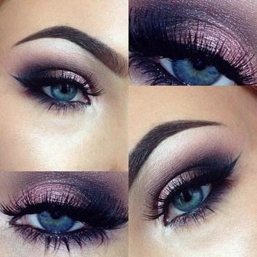 Как сделать идеальный макияж для голубых глаз - простые советы 10