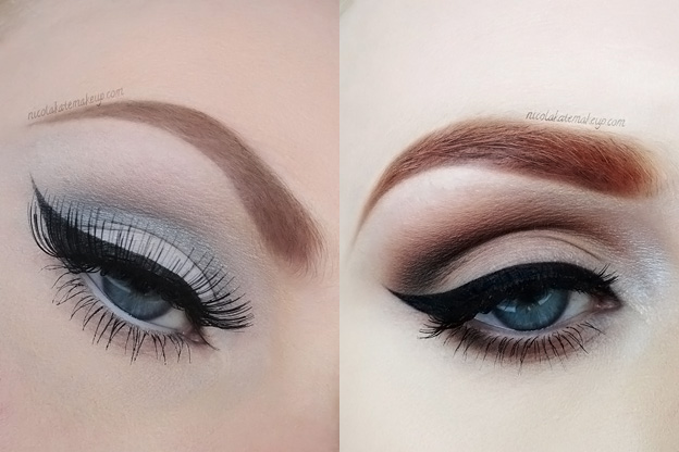Как сделать идеальный макияж для голубых глаз - простые советы 6