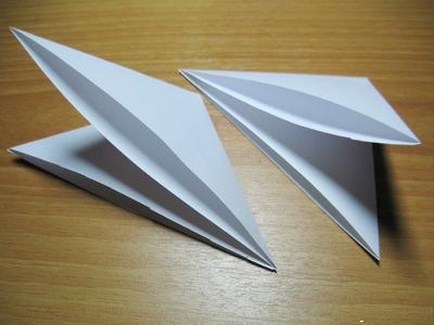 Как сделать снежинку из бумаги своими руками - лучшие схемы и варианты 5