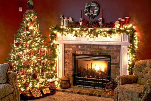 Как украсить дом к Новому году 2018 - 7 лучших идей и вариантов 26