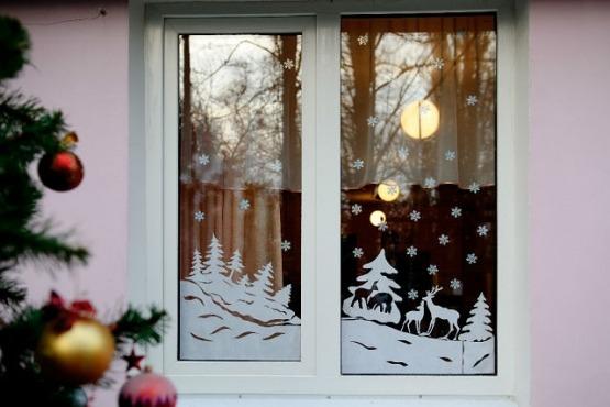 Как украсить дом к Новому году 2018 - 7 лучших идей и вариантов 30